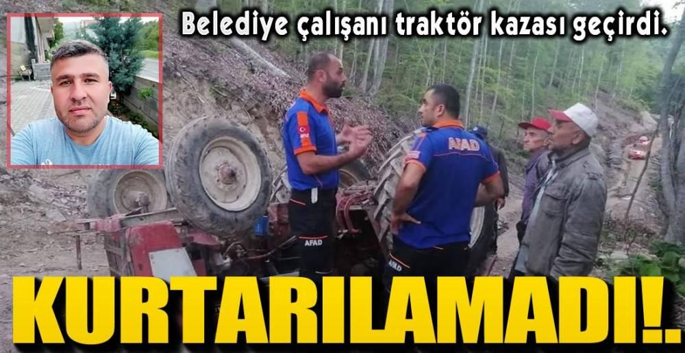 BİR KAZA HABERİ DAHA !.