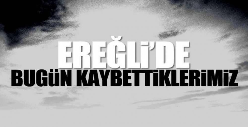 BİR KÖY BİR MAHALLEDEN ACI HABER !.