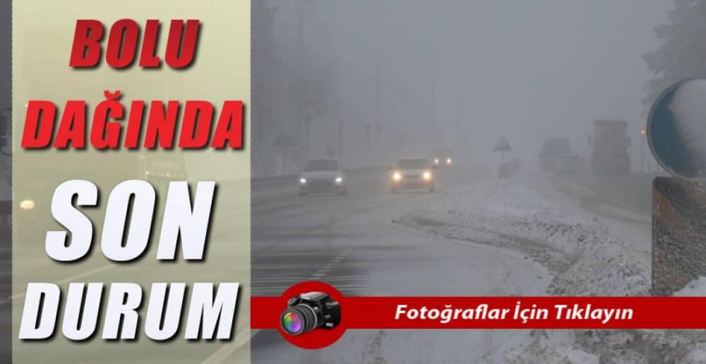 BOLU YOLUNU KULLANACAKLAR DİKKAT!.