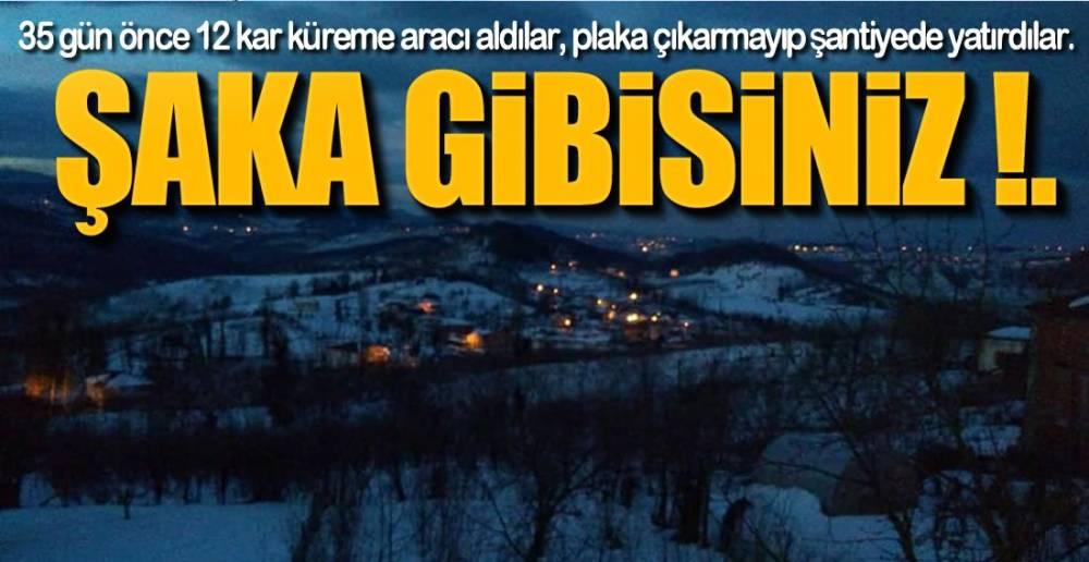 BÖYLE OLMAZ EFENDİLER !.