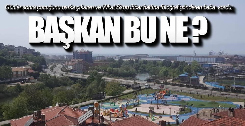 BU FOTOĞRAFLARI BİR BABA GÖNDERDİ !.