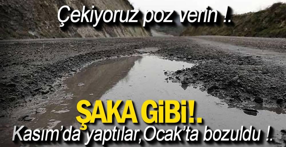 BUDA SİZİN HİZMET AŞKINIZ !.