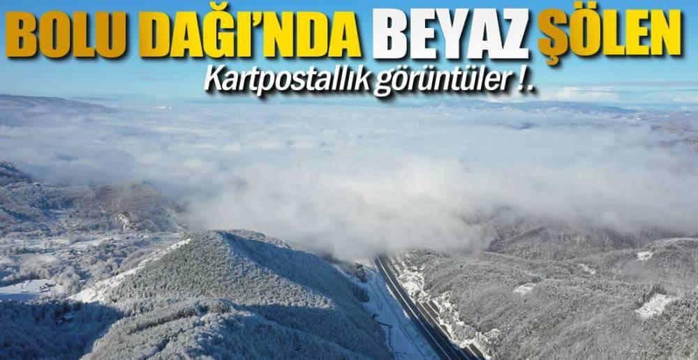 BÜYÜLEYİCİ MANZARA !.