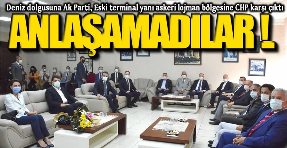 CAMİ YERİ PROTOKOLÜ İKİYE BÖLDÜ !.