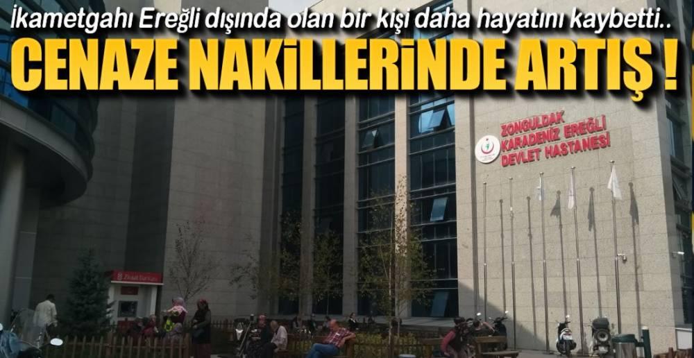 CENAZE NAKİLLERİNDE ARTIŞ !.