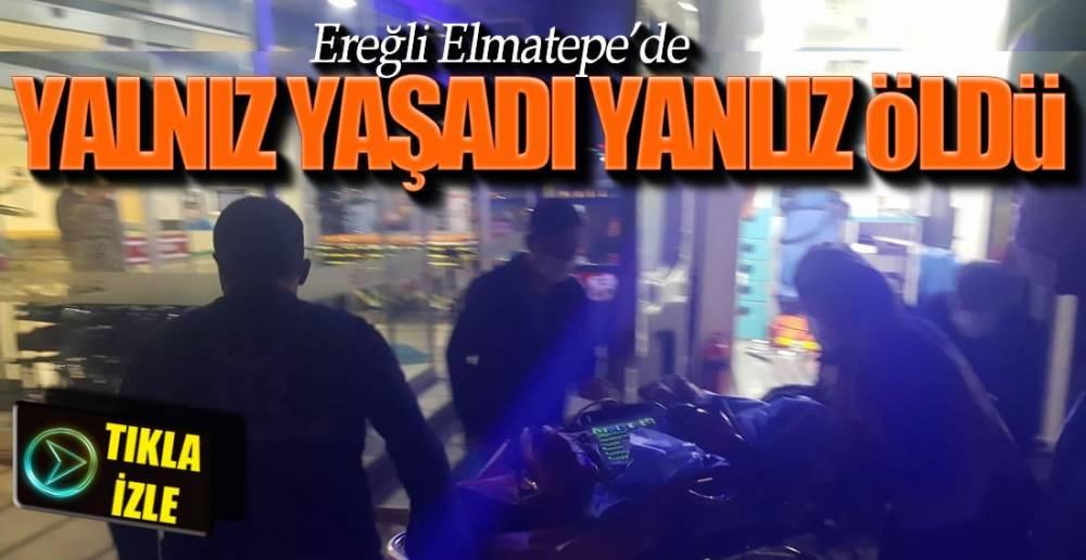 ÇÖP EV MEZARI OLDU !.