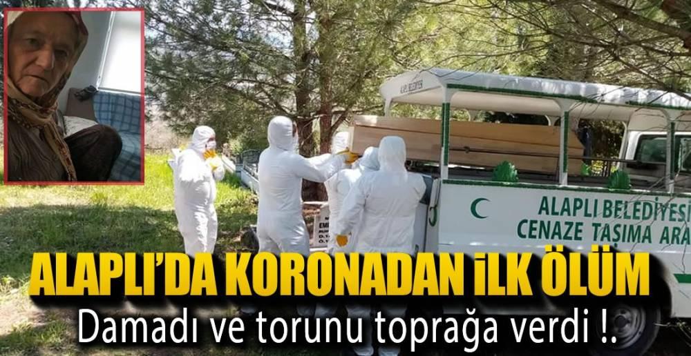 DAMADI VE TORUNU TOPRAĞA VERDİ!.