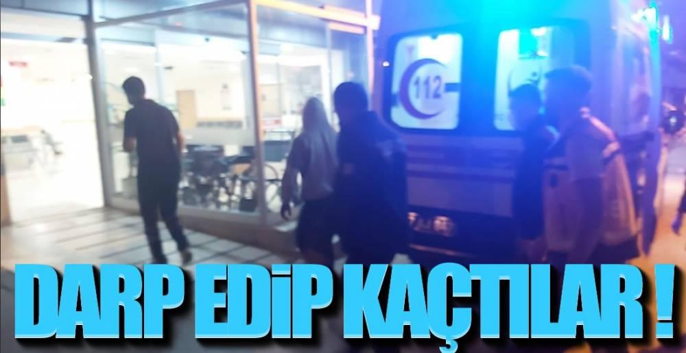 DARP EDİLDİ, POLİSİ ARADI !.