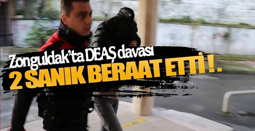 DEAŞ DURUŞMASINDA KARAR !.