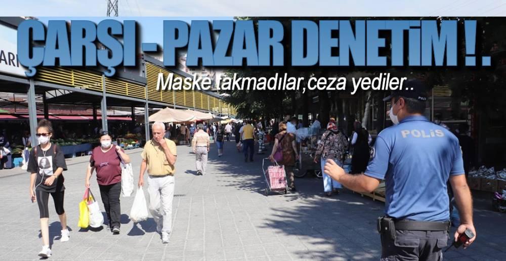 DENETİMLER SIKLAŞTI !.