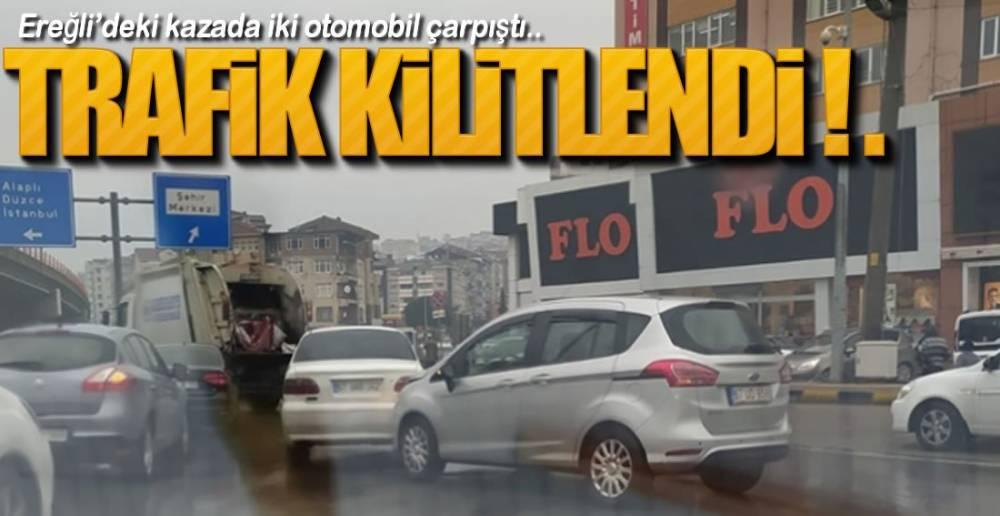 DEVREK YOL AYRIMINDA KAZA !.