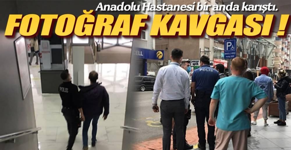 DOKTOR SIRASI BEKLİYORDU !.
