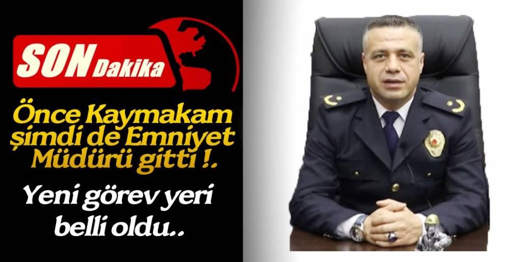 EREĞLİ'YE KİM ATANDI !.
