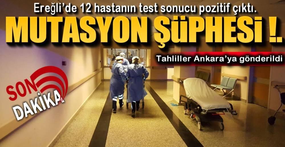 EREĞLİ'DE 12 ŞÜPHE !.