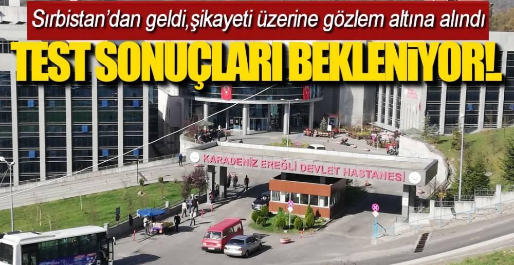 EREĞLİ'DE 2  ŞÜPHE DAHA!.