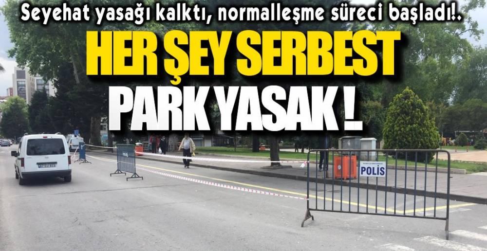 EREĞLİ'DE ÇOK NORMAL !.