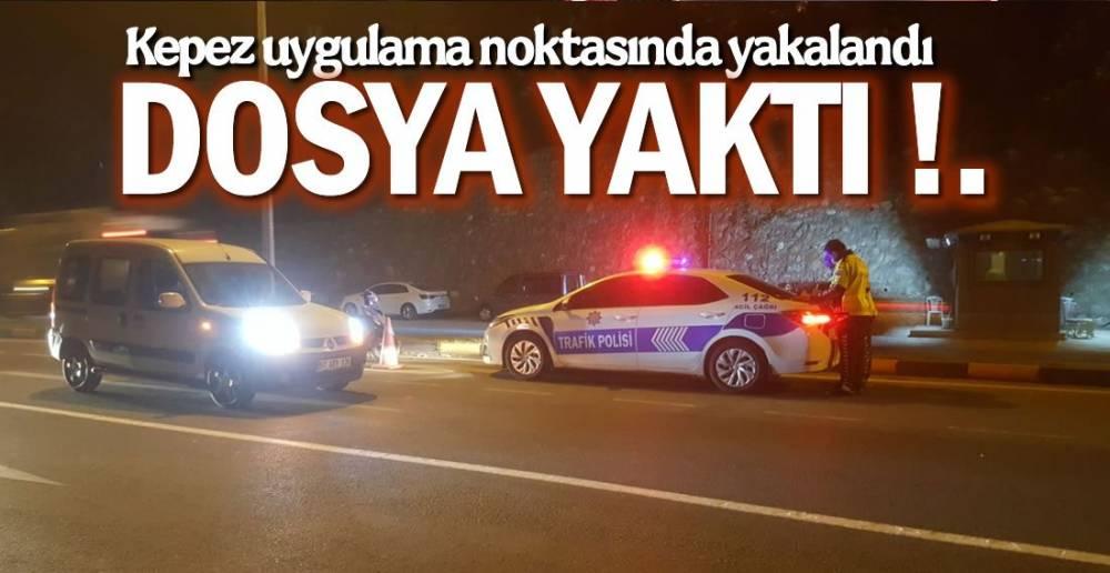 EREĞLi'DE DÜN GECE !.