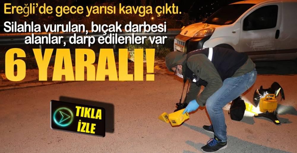 GECE YARISI KAVGA ÇIKTI !.