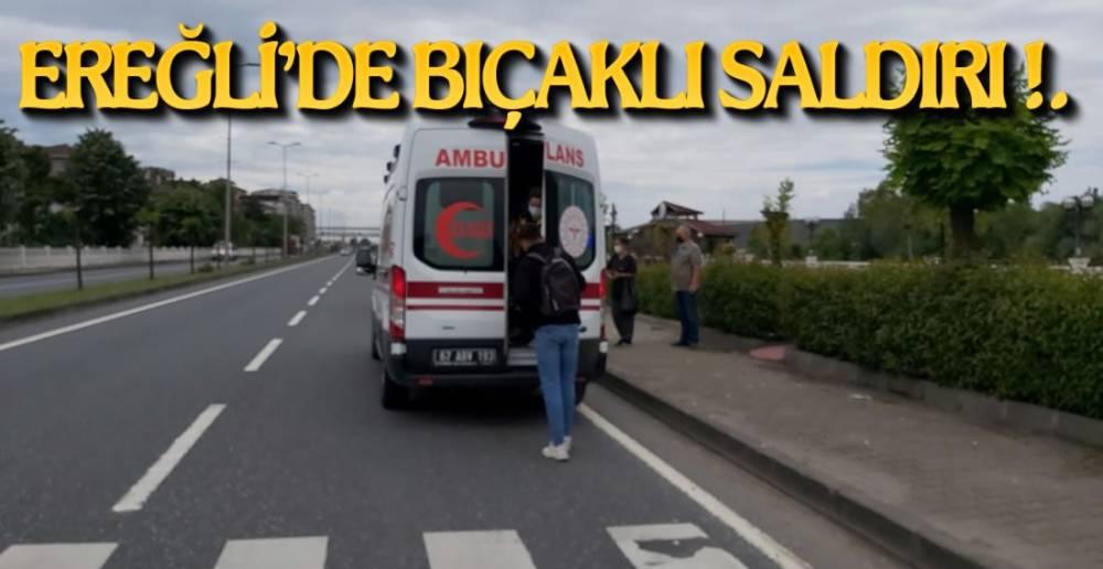 EREĞLİ'DE OLAYLAR BİTMİYOR !.