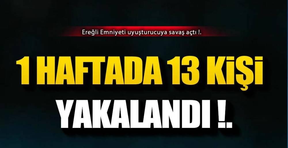 OPERASYONLAR SÜRÜYOR!.