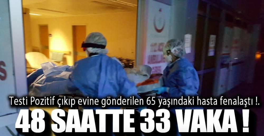 EREĞLİ'DE SON 48 SAAT !.