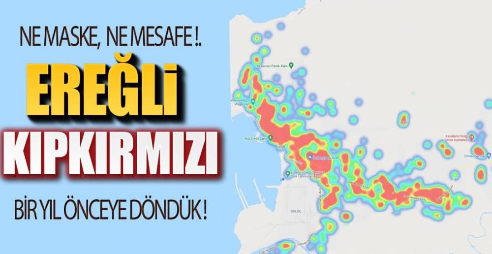 NE MASKE NE MESAFE !.
