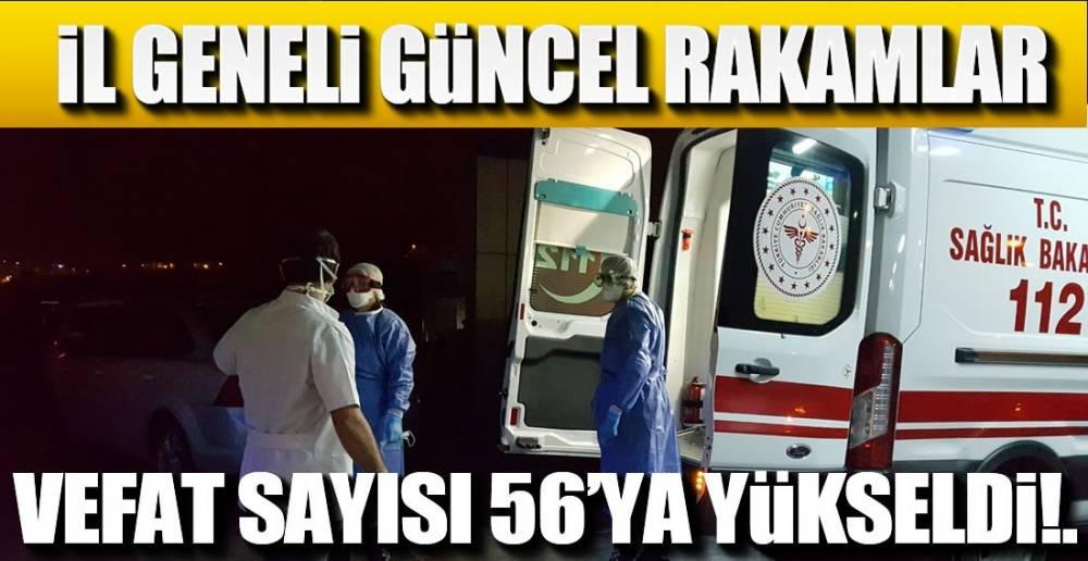 EREĞLİ'DE VAKA SAYISI !...