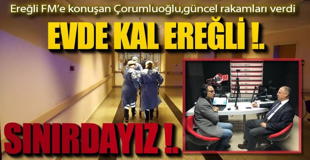 EREĞLİ'DE VAKALAR 2 AİLE ÜZERİNDE TOPLANDI!.