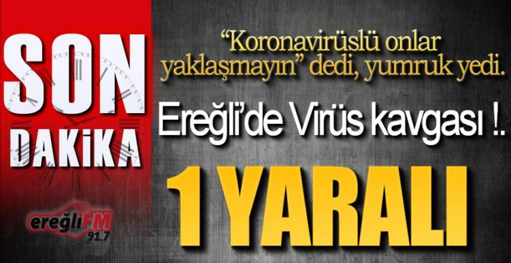 VİRÜS KAVGASI !.