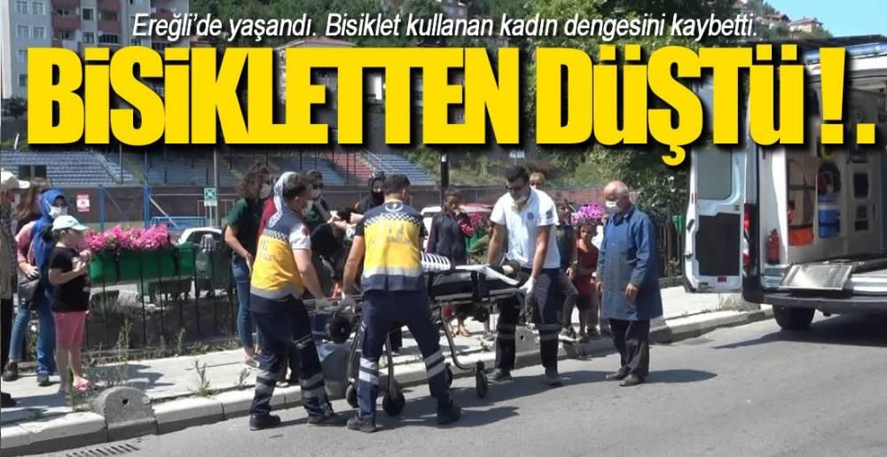 EREĞLi'DE YAŞANDI !.