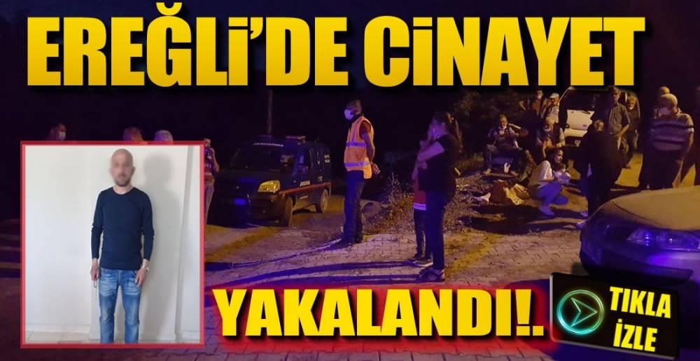 EREĞLİ'DEKİ CİNAYET !.