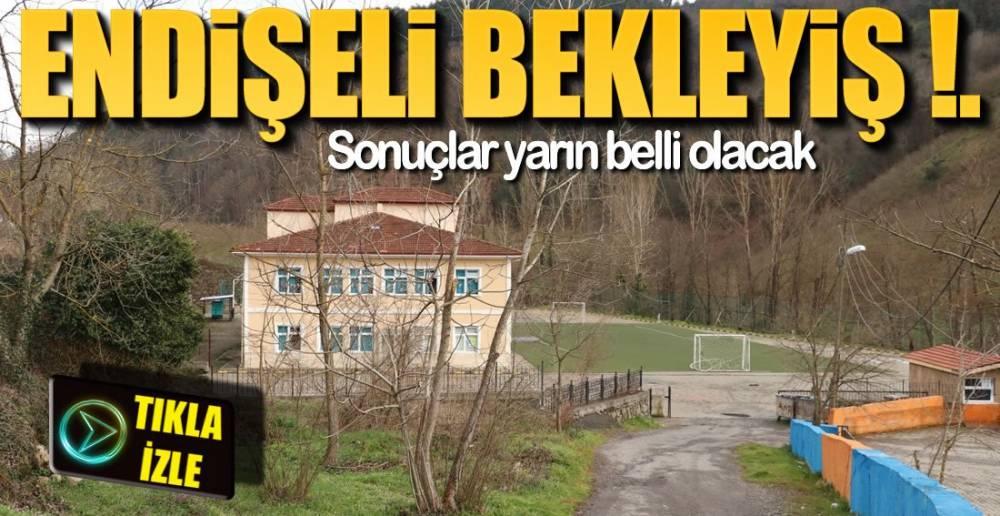 EREĞLİ'DEKİ OKULLARDA KORONA ALARMI !.
