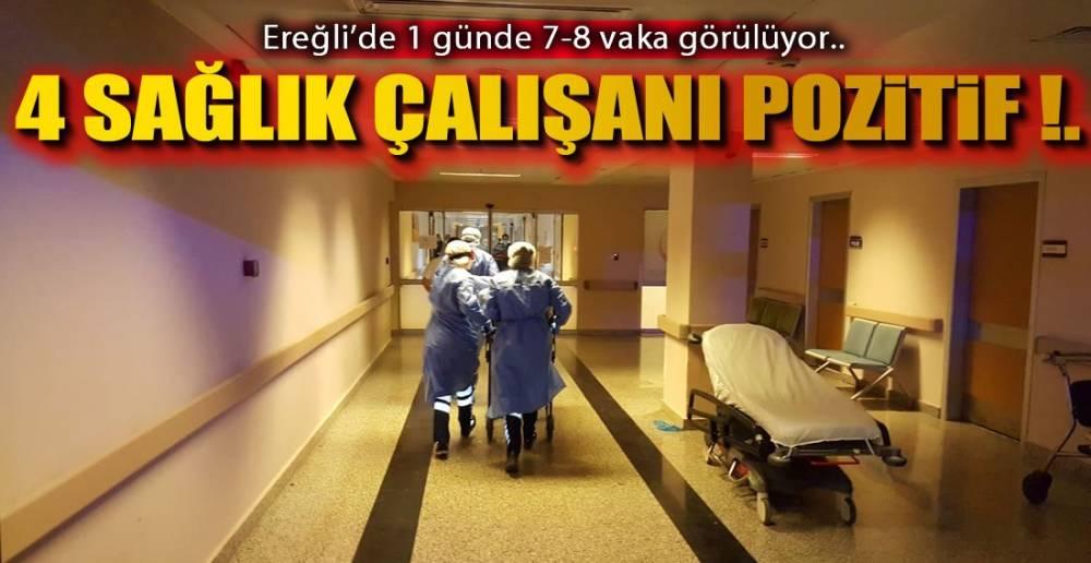 EREĞLİ'DEN SON RAKAMLAR!.