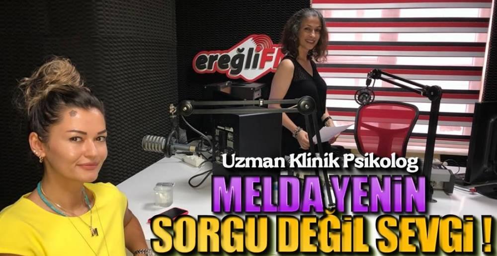 EREĞLİ FM'DE KONUŞULDU !.