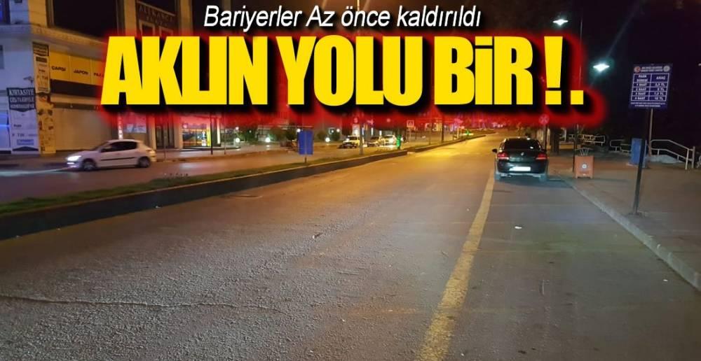 EREĞLİ FM GÜN İÇİNDE YAZMIŞTI !.