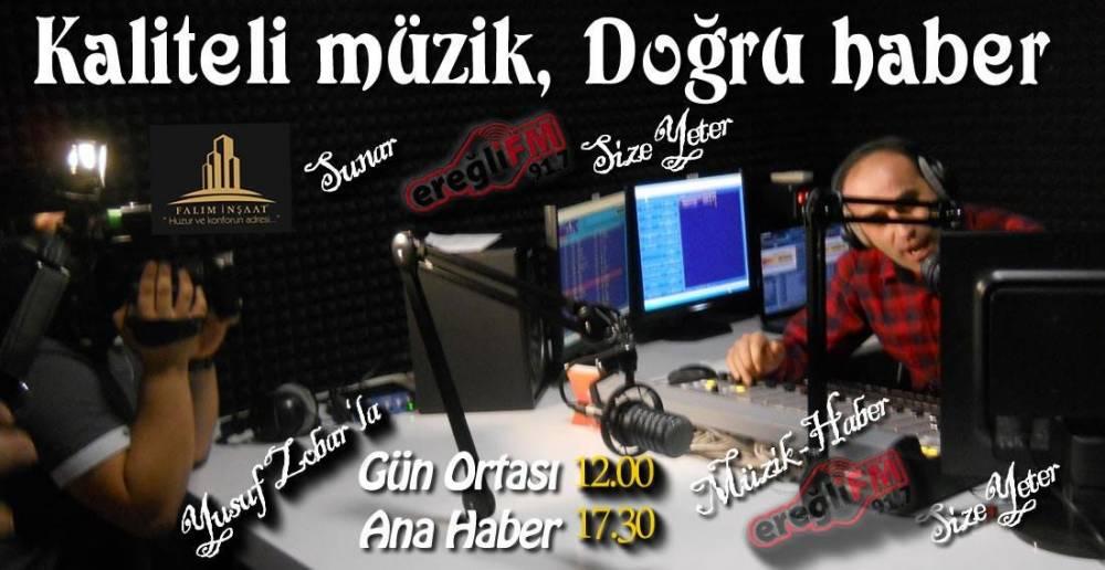 "EREĞLİ FM ""SİZE YETER"""
