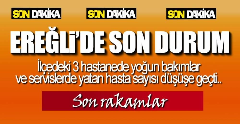 EREĞLİ VE KORONA VİRÜS !.