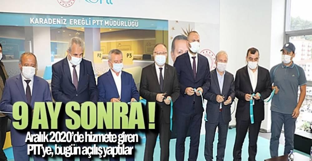 EREĞLİ'YE HAYIRLI OLSUN !.