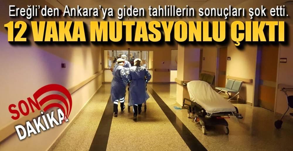 EREĞLi'YE ŞOK HABER !.