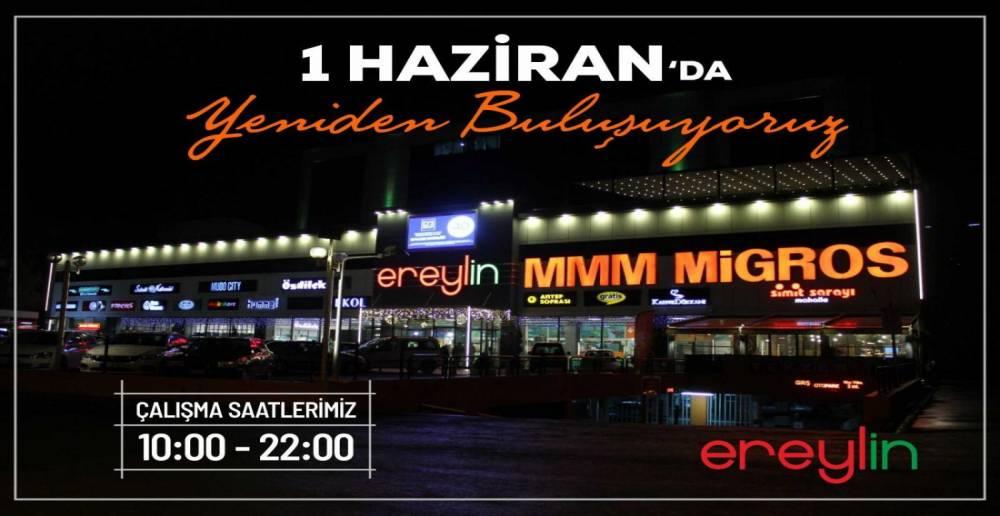 EREYLİN AVM AÇILIYOR!.