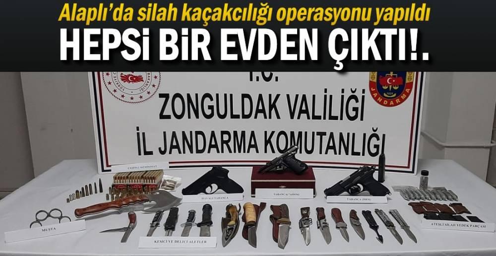 EV GÖRÜNÜMLÜ CEPHANELİK !.