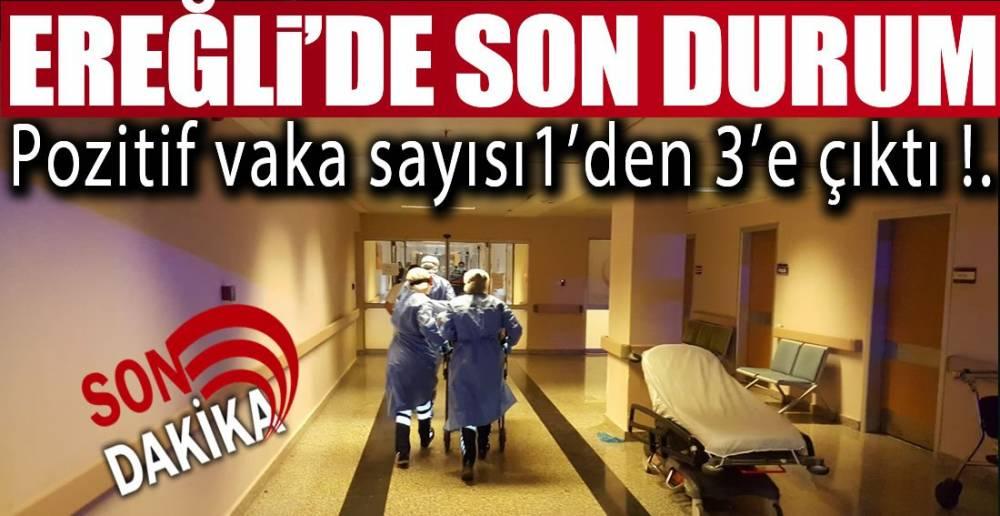 EVDE KAL EREĞLİ !.