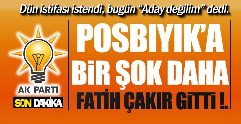 FATİH ÇAKIR DÖNEMİ KAPANDI !.