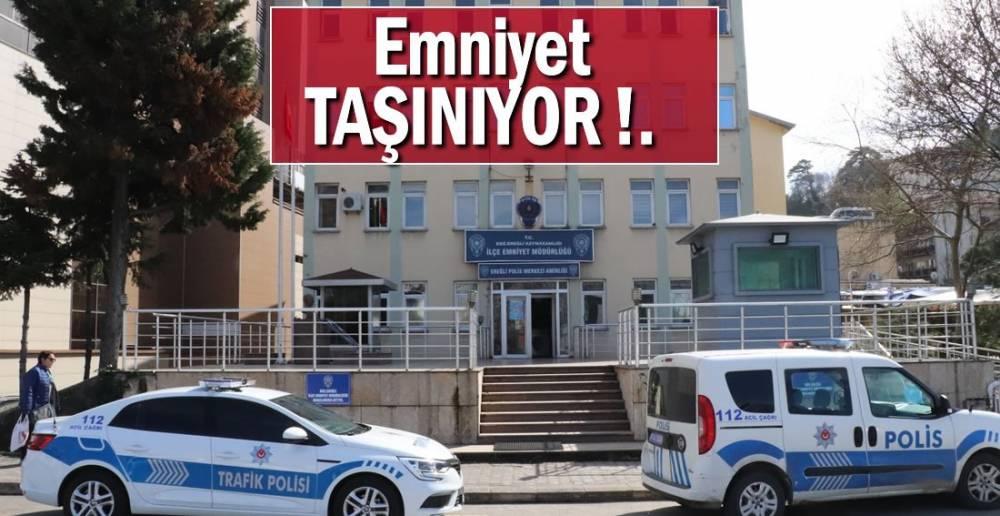 GEÇİCİ BİNA YEŞİLTEPE'DE !.