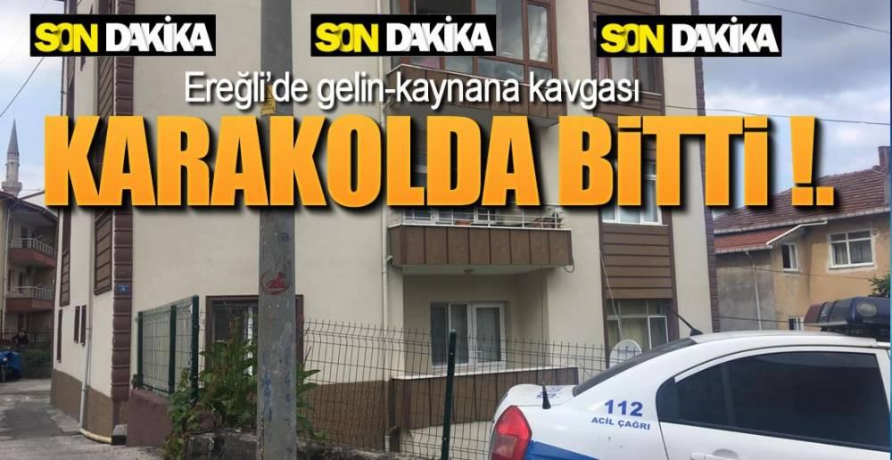 GELİNİNİ ACIMASIZCA DÖVDÜ İDDİASI !.
