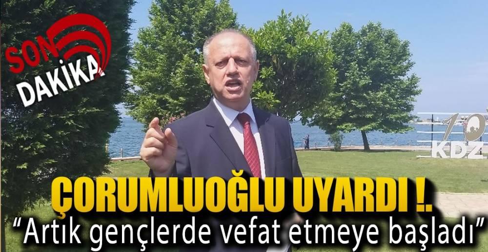 GENÇ YAŞTA ÖLÜMLER  !.