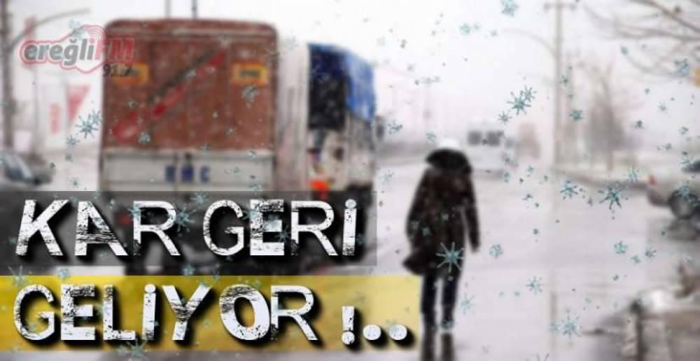 GERİ GELECEK !: