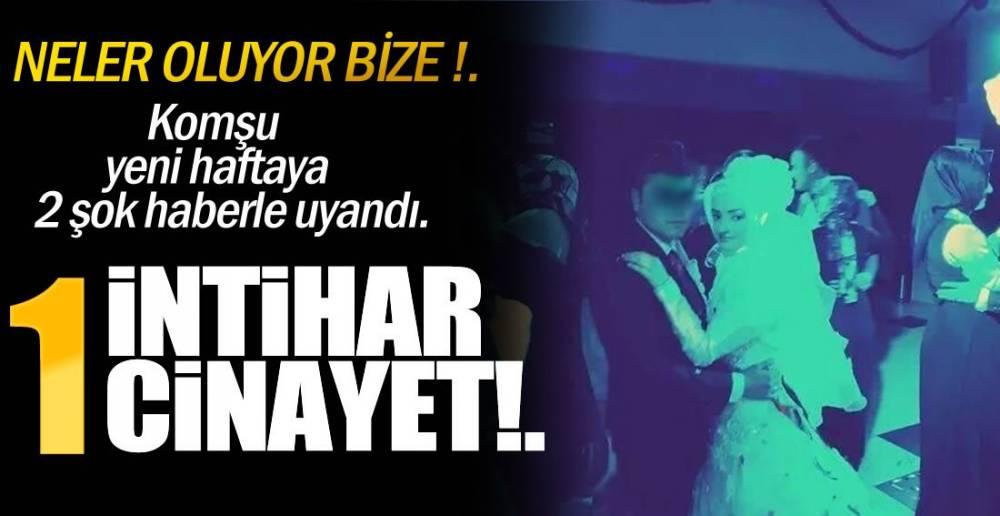 HAFTA ŞOK HABERLERLE BAŞLADI !.