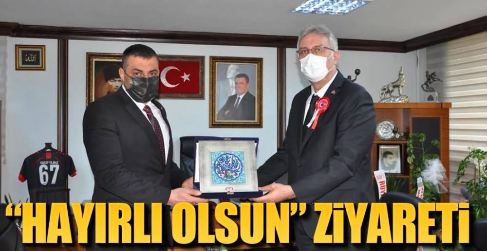 HAYIRLI OLSUNA GELDİ !.