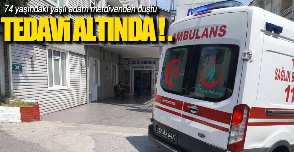 HER ŞEY BİR ANDA OLDU !.